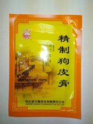 Пластырь Тяньхэ (Tianhe) «собачья кожа»