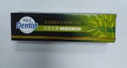 Зубная паста «Бамбуковый уголь» Dentist, 120 гр.
