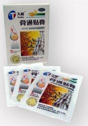 Пластырь Tianhe Gutong Tiegao (для лечения суставов)