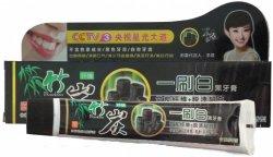 Зубная паста с турмалином и бамбуком