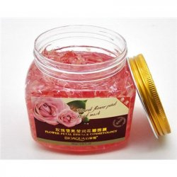 """Несмываемая ночная маска """"BIOAQUA"""" с экстрактом лепестков махровой розы, 280 гр"""