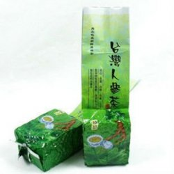 Чай Оолонг Женьшень (Ginseng Oolong Green Tea)