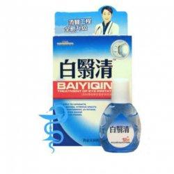 Китайские капли для глаз Baiyiqing, 10мл