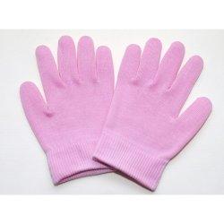 Увлажняющие силиконовые перчатки с гелевой пропиткой